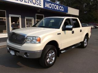 Used 2008 Ford F-150 Lariat Lariat Luxury Edition for sale in Parksville, BC