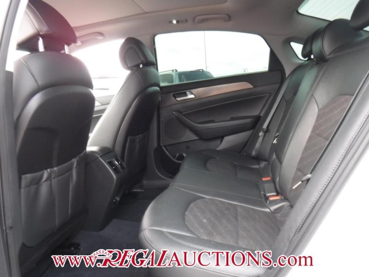 2015 Hyundai SONATA SPORT 4D SEDAN 2.4L