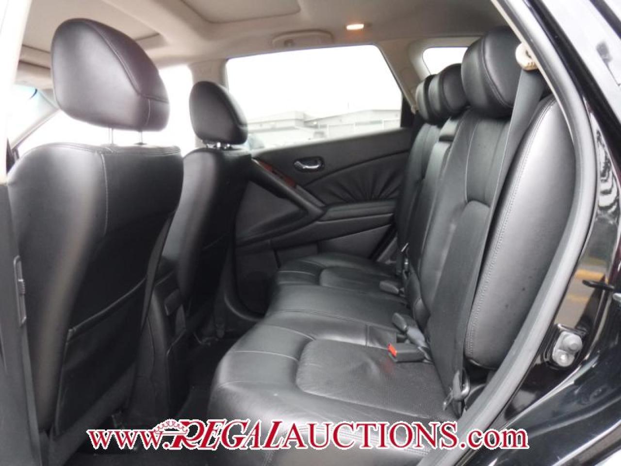 2009 Nissan MURANO LE 4D UTILITY AWD 3.5L