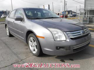 Used 2007 Ford Fusion 4D Sedan for sale in Calgary, AB