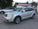 Used 2011 Dodge Journey Sunroof/Backup Camera/Bluetooth/Navi/Certified for sale in Scarborough, ON