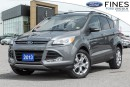 Used 2013 Ford Escape SEL - LEATHER, MOONROOF, NAVIGATION for sale in Bolton, ON