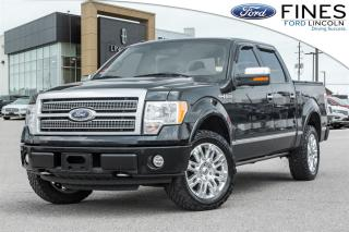 Used 2010 Ford F-150 Platinum - YOU CERTIFY & YOU SAVE! for sale in Bolton, ON