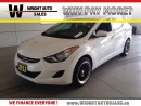Used 2013 Hyundai Elantra HEATED SEATS|CRUISE|68,153 KMS for sale in Cambridge, ON
