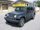 Used 2016 Jeep Wrangler Unlimited Sahara 4X4 for sale in Smiths Falls, ON