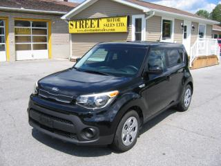 Used 2017 Kia Soul for sale in Smiths Falls, ON