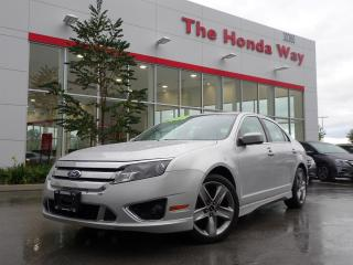 Used 2010 Ford Fusion V6 SPORT AWD for sale in Abbotsford, BC