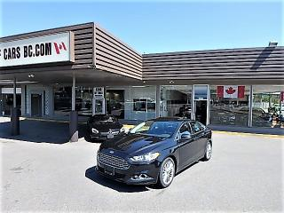 Used 2013 Ford Fusion 1.6L ECO BOOST for sale in Langley, BC