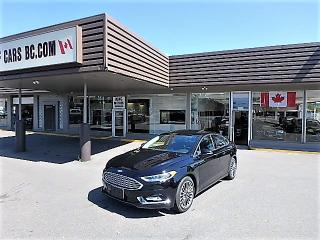 Used 2017 Ford Fusion SE AWD for sale in Langley, BC