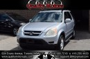 Used 2002 Honda CR-V EX W/LEATHER for sale in Etobicoke, ON