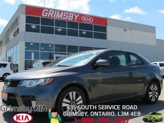 Used 2013 Kia Forte Koup EX...EXCITEMENT EVERYDAY!!! for sale in Grimsby, ON