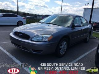 Used 2007 Ford Taurus SEL for sale in Grimsby, ON