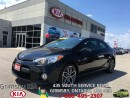 Used 2016 Kia Forte Koup SX for sale in Grimsby, ON