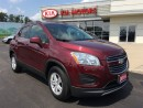 Used 2016 Chevrolet Trax LT AWD WITH BACK-UP CAM for sale in Woodstock, ON