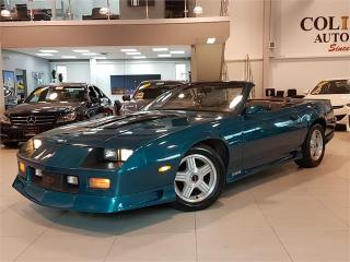 Used 1992 Chevrolet Camaro Z28 CONVERTIBLE **25TH ANNIVERSARY** for sale in York, ON