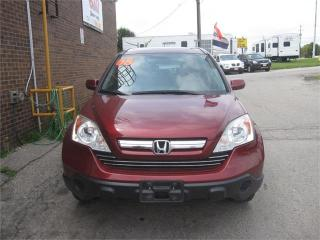 Used 2008 Honda CR-V EX-L for sale in Kitchener, ON