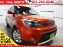 Used 2017 Kia Soul EX| BACK UP CAMERA| TOUCH SCREEN| for sale in Burlington, ON