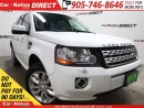 Used 2014 Land Rover LR2 | DUAL SUNROOF| NAVI| LEATHER| for sale in Burlington, ON