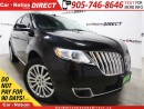 Used 2014 Lincoln MKX | AWD| NAVI| DUAL SUNROOF| LEATHER| for sale in Burlington, ON