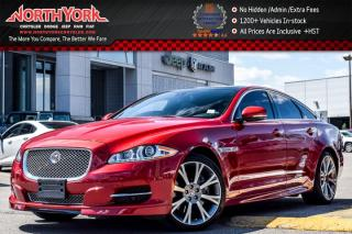 Used 2015 Jaguar XJ Premium Luxury|AWD|SportEdition|MeridianSpeakers|DualSunroof|20
