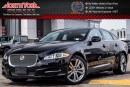 Used 2014 Jaguar XJ AWD|V6 Supercharged|Heated & Vntd Seats|Leather|Meridian|Sunroof|Nav|19