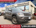 Used 2017 Jeep Grand Cherokee Laredo 75th Anniversary Edition w/ Sunroof for sale in Abbotsford, BC
