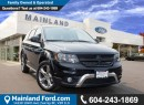 Used 2016 Dodge Journey Crossroad LOCAL, NO ACCIDENTS for sale in Surrey, BC