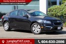 Used 2015 Chevrolet Cruze 1LS NO ACCIDENTS, B.C OWNED for sale in Surrey, BC