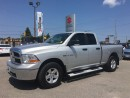 Used 2009 Dodge Ram 1500 SLT Quad 4X4 ~Side Steps ~Buckets W/Console for sale in Barrie, ON