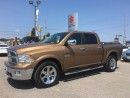 Used 2012 Dodge Ram 1500 Longhorn Crew 4X4 ~Chrome Side Steps & Box Rails for sale in Barrie, ON