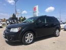 Used 2012 Dodge Journey R/T All-Wheel Drive ~P/Sunroof ~Power Seat for sale in Barrie, ON