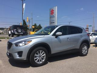 Used 2016 Mazda CX-5 GX ~All-Wheel Drive ~Fuel Economy ~Cargo Capacity for sale in Barrie, ON