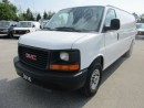 Used 2016 GMC Savana 3/4 TON WORK READY CARGO MOVER 2 PASSENGER 4.8L - V8.. EXT-CARGO.. TOW SUPPORT.. CD/AUX INPUT.. AIR CONDITIONING.. for sale in Bradford, ON