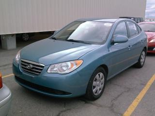 Used 2009 Hyundai Elantra GL for sale in Waterloo, ON