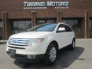 Used 2008 Ford Edge LIMITED | NAVIGATION | LEATHER | PANO ROOF | for sale in Mississauga, ON