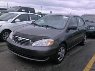 Used 2007 Toyota Corolla CE for sale in Waterloo, ON