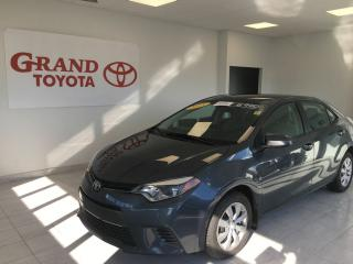 Used 2015 Toyota Corolla LE for sale in Grand Falls-windsor, NL