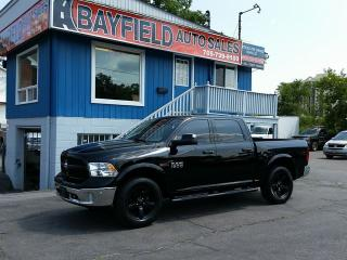Used 2015 Dodge Ram 1500 Outdoorsman Crew Cab Ecodiesel 4x4 **Leather/Rev Cam** for sale in Barrie, ON