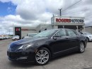 Used 2013 Lincoln MKZ AWD - NAVI - REVERSE CAM for sale in Oakville, ON