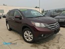 Used 2013 Honda CR-V Touring AWD A/T Local Bluetooth Leather Sunroof USB HDMI AUX Navi Rearview Cam TCS ABS for sale in Port Moody, BC