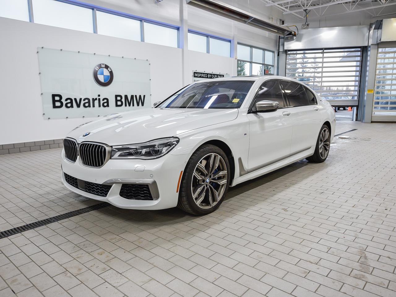 Bmw 760li For Sale >> Used 2018 Bmw 7 Series 760li Xdrive Sedan For Sale In