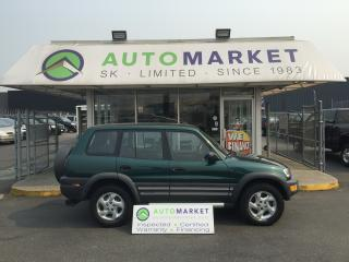 Used 1998 Toyota RAV4 4-Door 4WD AMAZING CONDITION! for sale in Langley, BC
