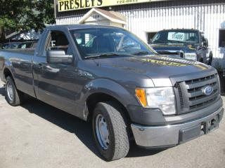 Used 2010 Ford F-150 XL Reg Cab AC Cruise for sale in Ottawa, ON