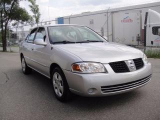 Used 2006 Nissan Sentra FULLY LOADED-POWER EVERYTHING,A/C,ZERO RUST for sale in North York, ON