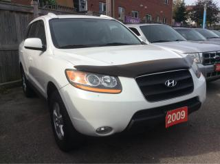 Used 2009 Hyundai Santa Fe GL AWD Low KM 102K! All Power Options for sale in Scarborough, ON