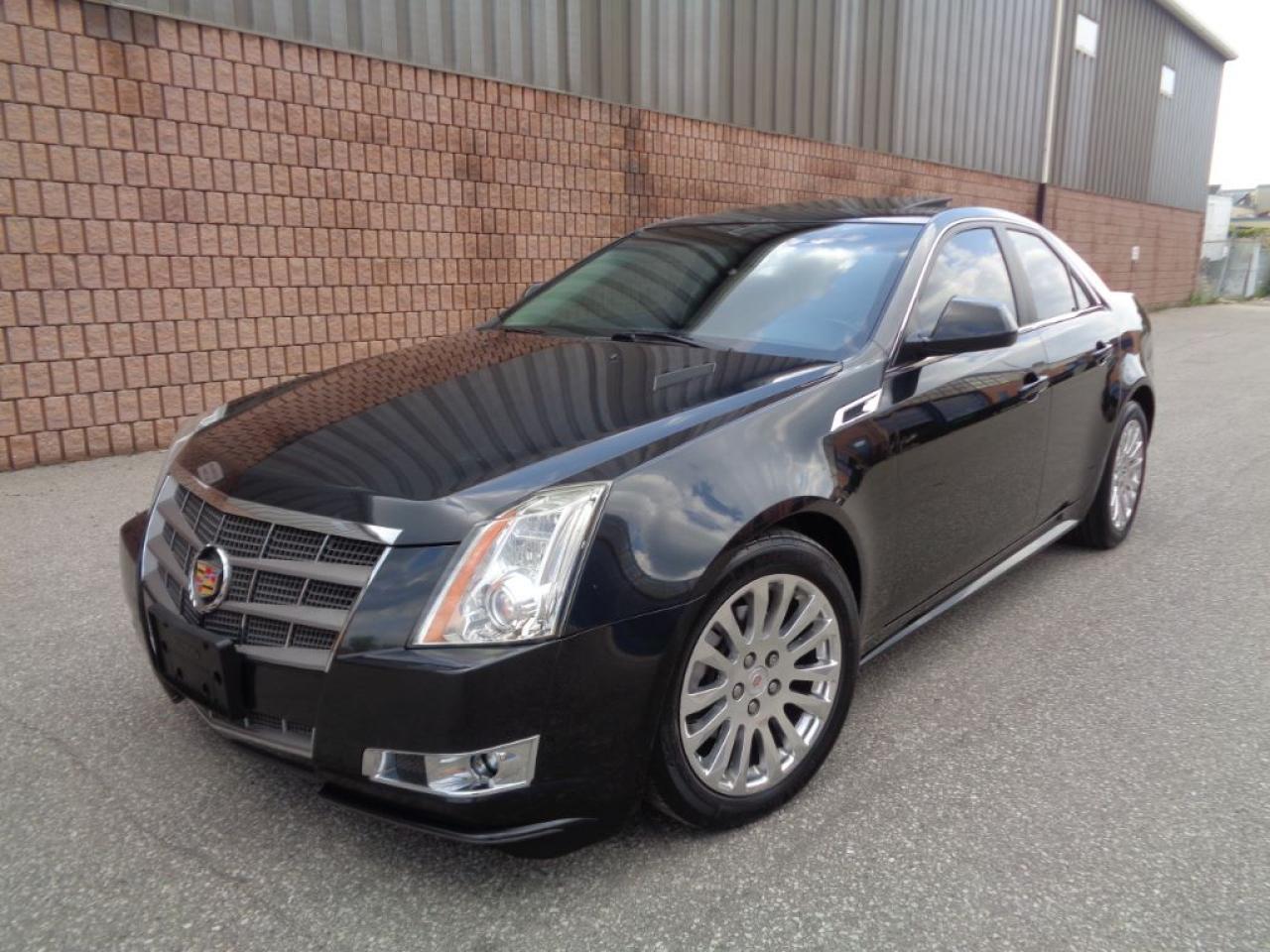 2011 Cadillac CTS ***SOLD***