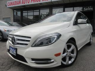 Used 2014 Mercedes-Benz B-Class 250-Sports Tourer-LEATHER-CAMERA-PANO-ROOF- for sale in Scarborough, ON