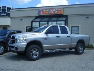 Used 2007 Dodge Ram SLT for sale in Kitchener, ON