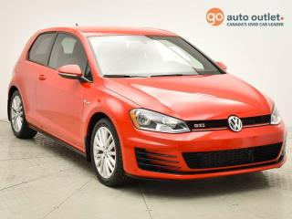 Used 2016 Volkswagen Golf GTI 3-Door 2dr Hatchback for sale in Edmonton, AB