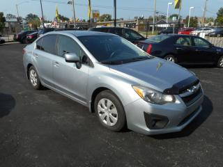 Used 2012 Subaru Impreza 2.0i for sale in Hamilton, ON